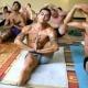 Индия продвигает йогу и традиционную медицину